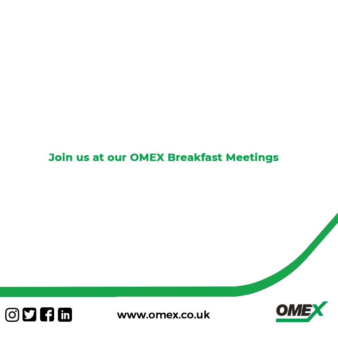 OMEX Breakfast Meetings