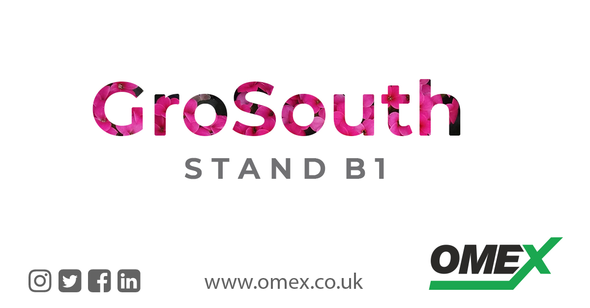 OMEX sponsors GroSouth event