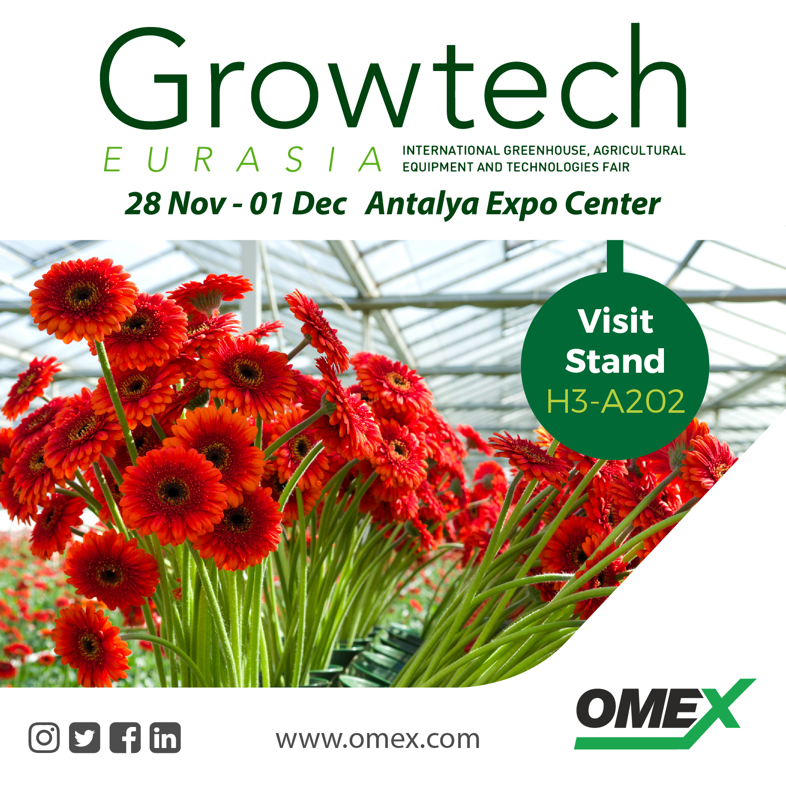 Greenhouse Industry's Biggest Exhibition