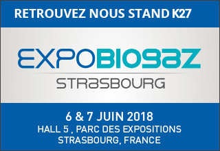 ExpoBiogaz 2018 for the biogas sector
