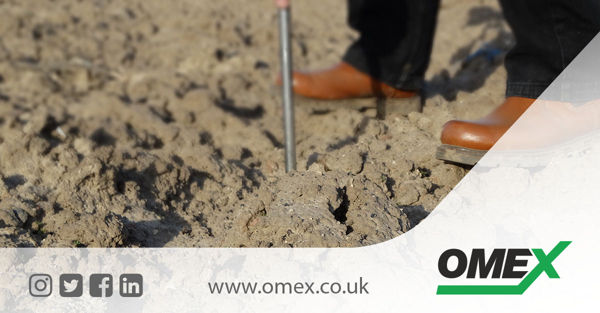 OMEX Soil Sampling