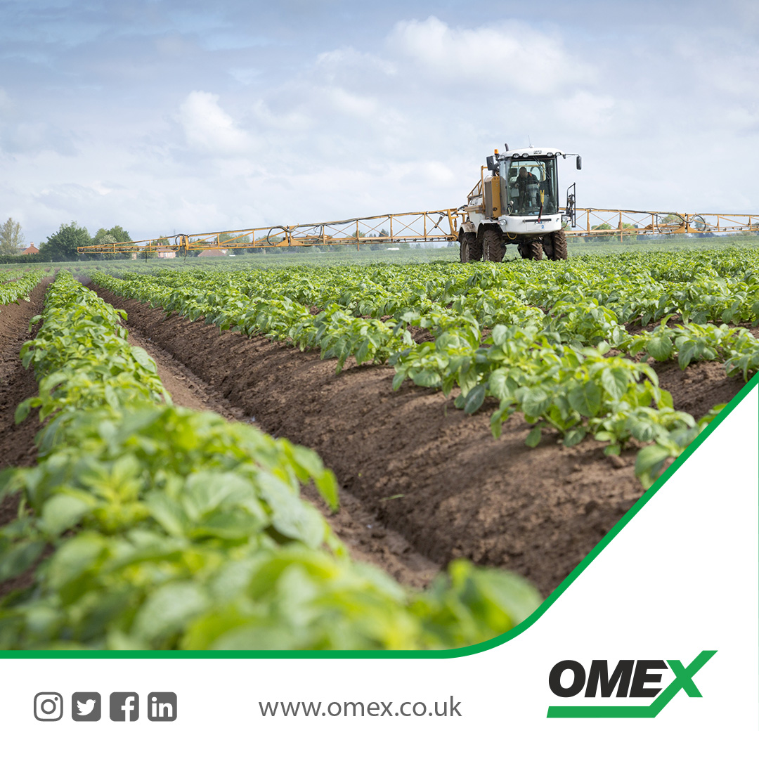 Suspension Fertilisers For Potatoes