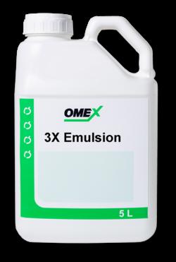3X Emulsion