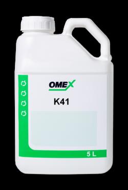 K41 bottle