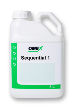 Sequential 1 bottle