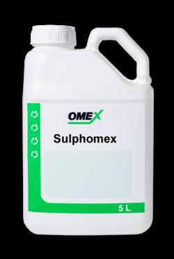 Sulphomex bottle