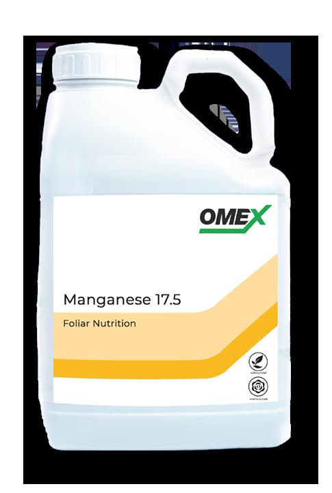 Manganese 17.5