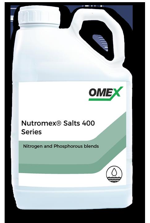 Nutromex Salts 400 series