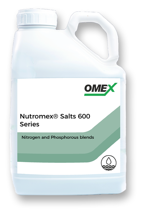 Nutromex Salts 600 series