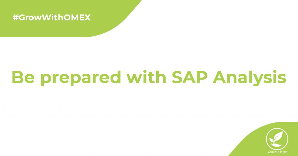 Be prepared with SAP Analysis