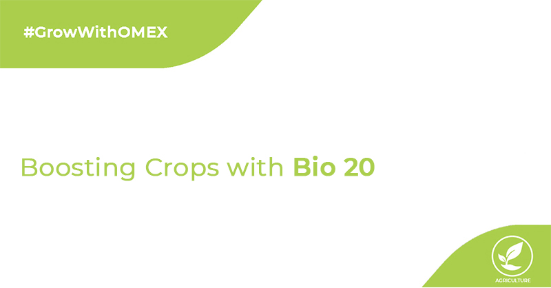 Boosting Crops with Bio 20