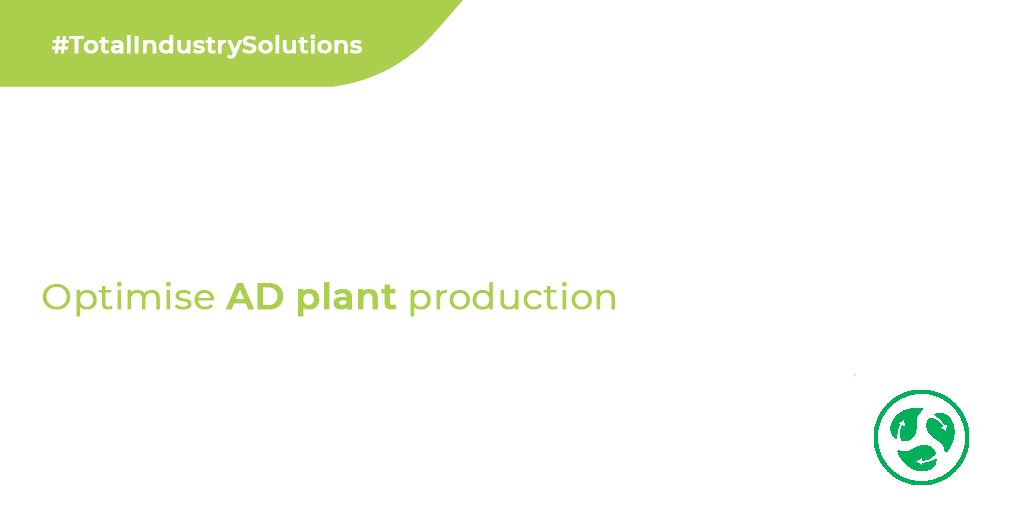 Optimise AD plant production