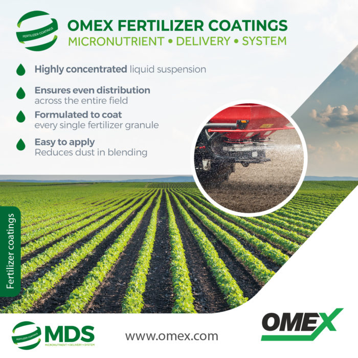 OMEX Micronutrient Delivery System