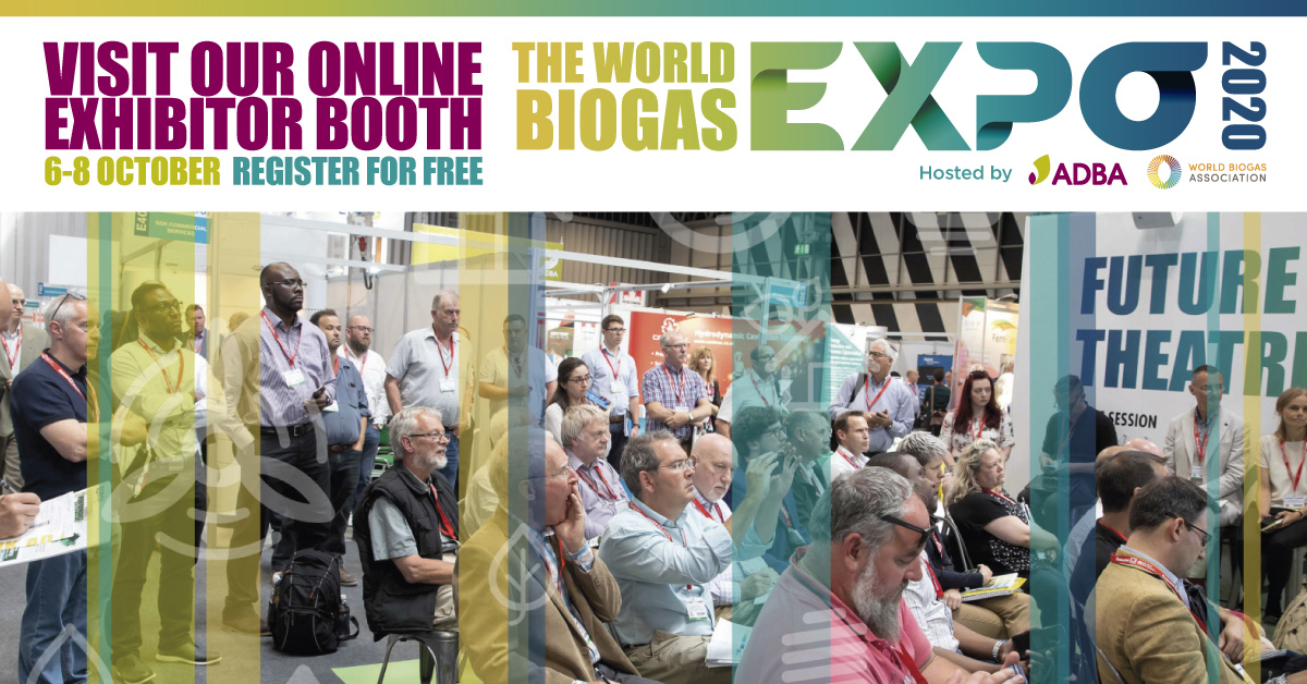 The World Biogas Event 2020