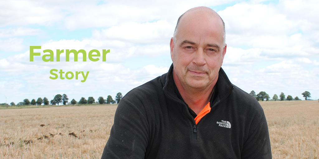 Liquid Fertiliser Aids Blackgrass and Flea Beatle Control
