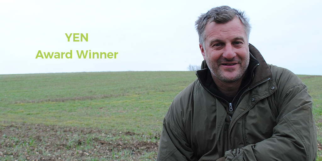 YEN Award Winner uses Liquid Fertiliser to Boost Yield and Quality