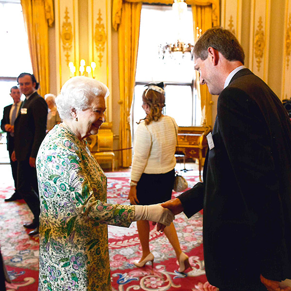 OMEX Agrifluids awarded The Queens Award for International Trade