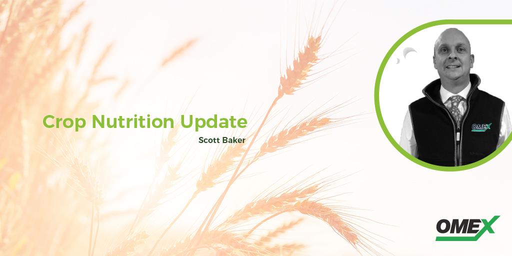 Crop Nutrition Update – Spring 21