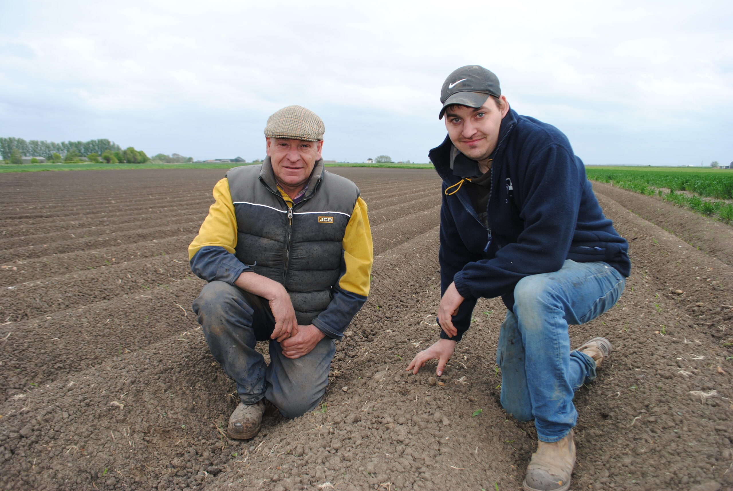 Farmer Story – Relinquishing Fertiliser Application Responsibility Frees Up Management Time