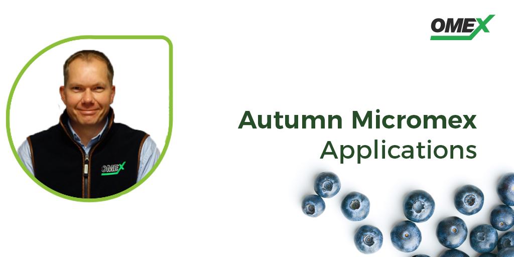 Autumn Micromex Applications