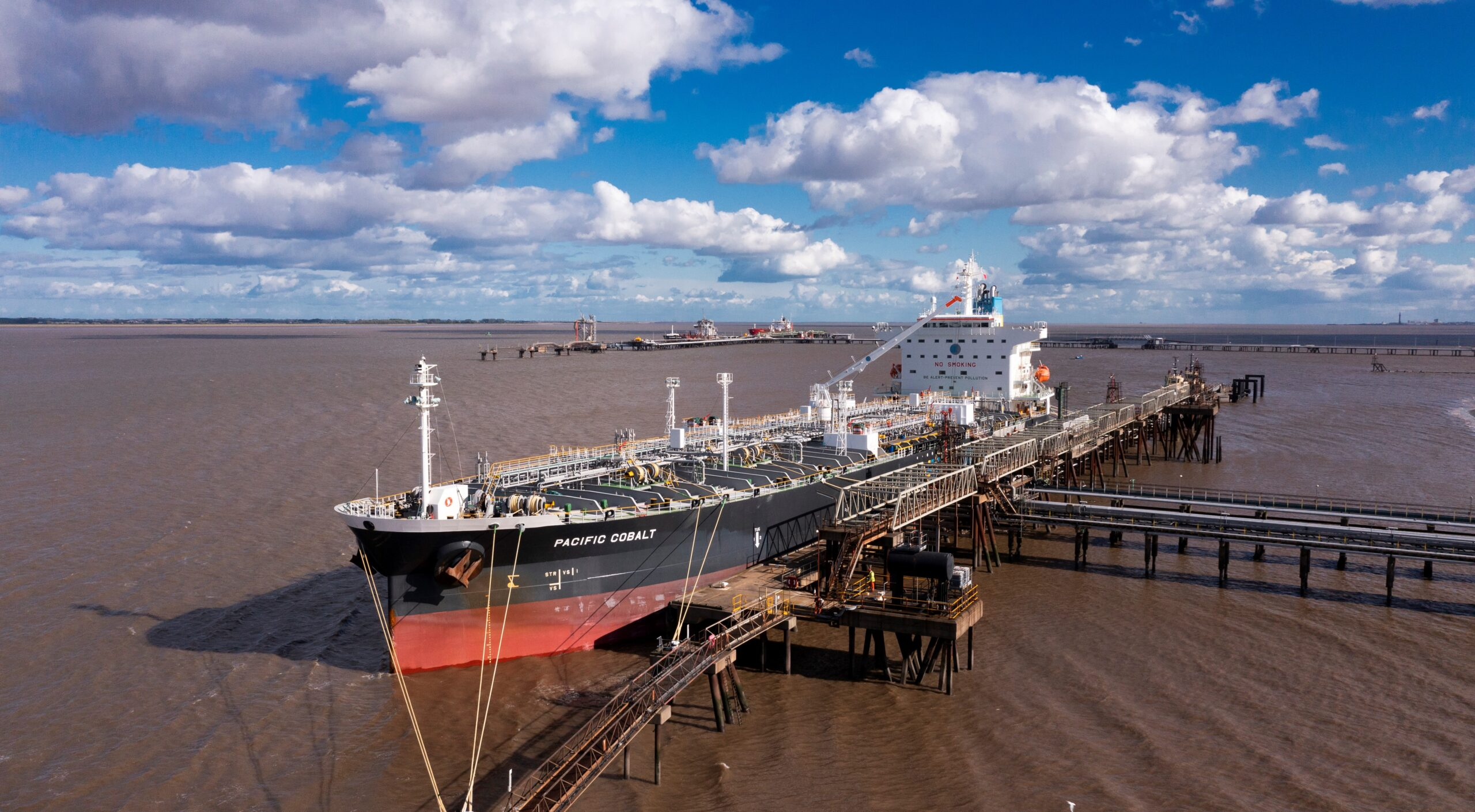 OMEX Receives UK's Largest Ever UAN Shipment
